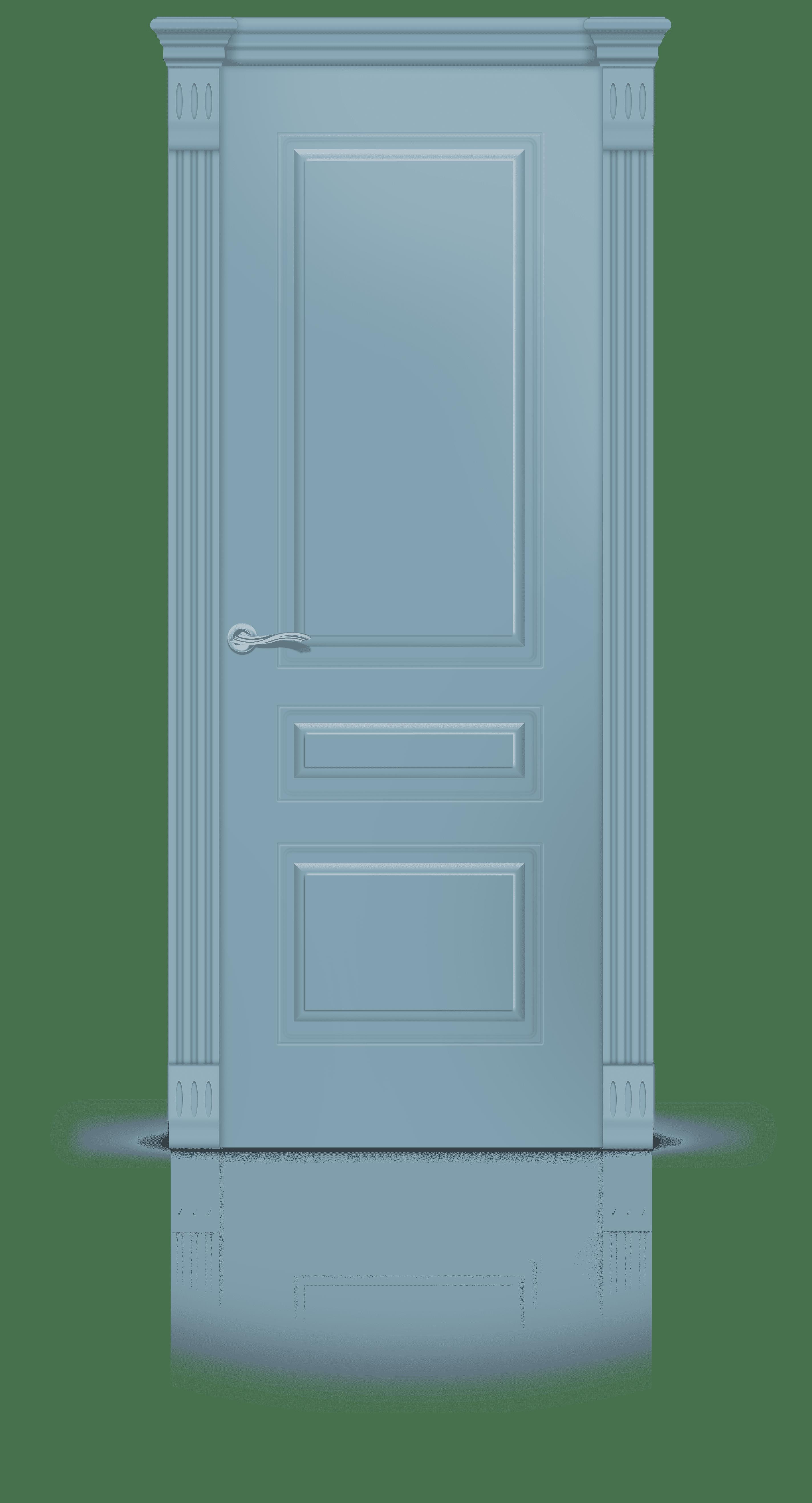 Вероник 2 эмаль голубой