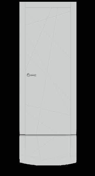 Винсент эмаль серый