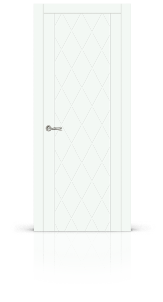 Готика эмаль белый