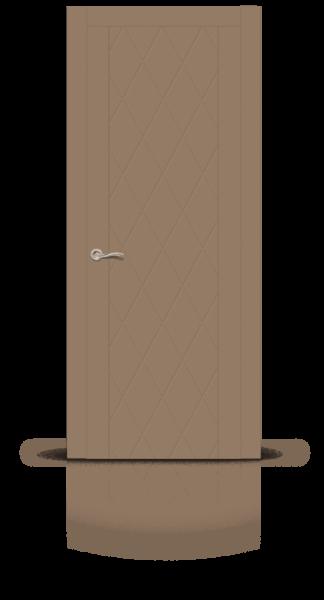 Готика эмаль коричневый