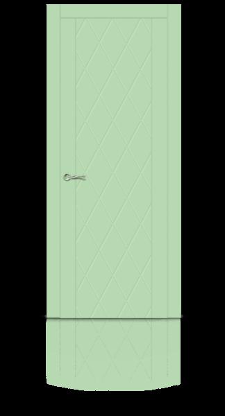 Готика эмаль фисташка
