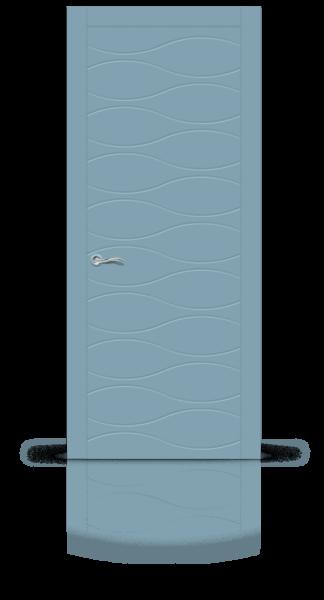 Летиция эмаль голубой