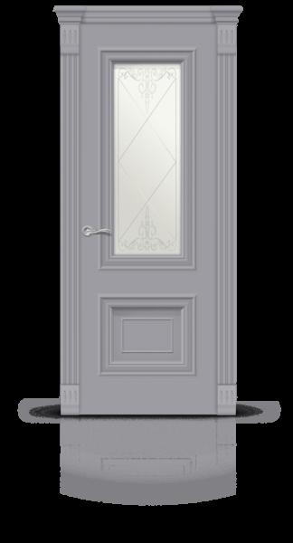 Мальта эмаль RAL 7040 стекло 1