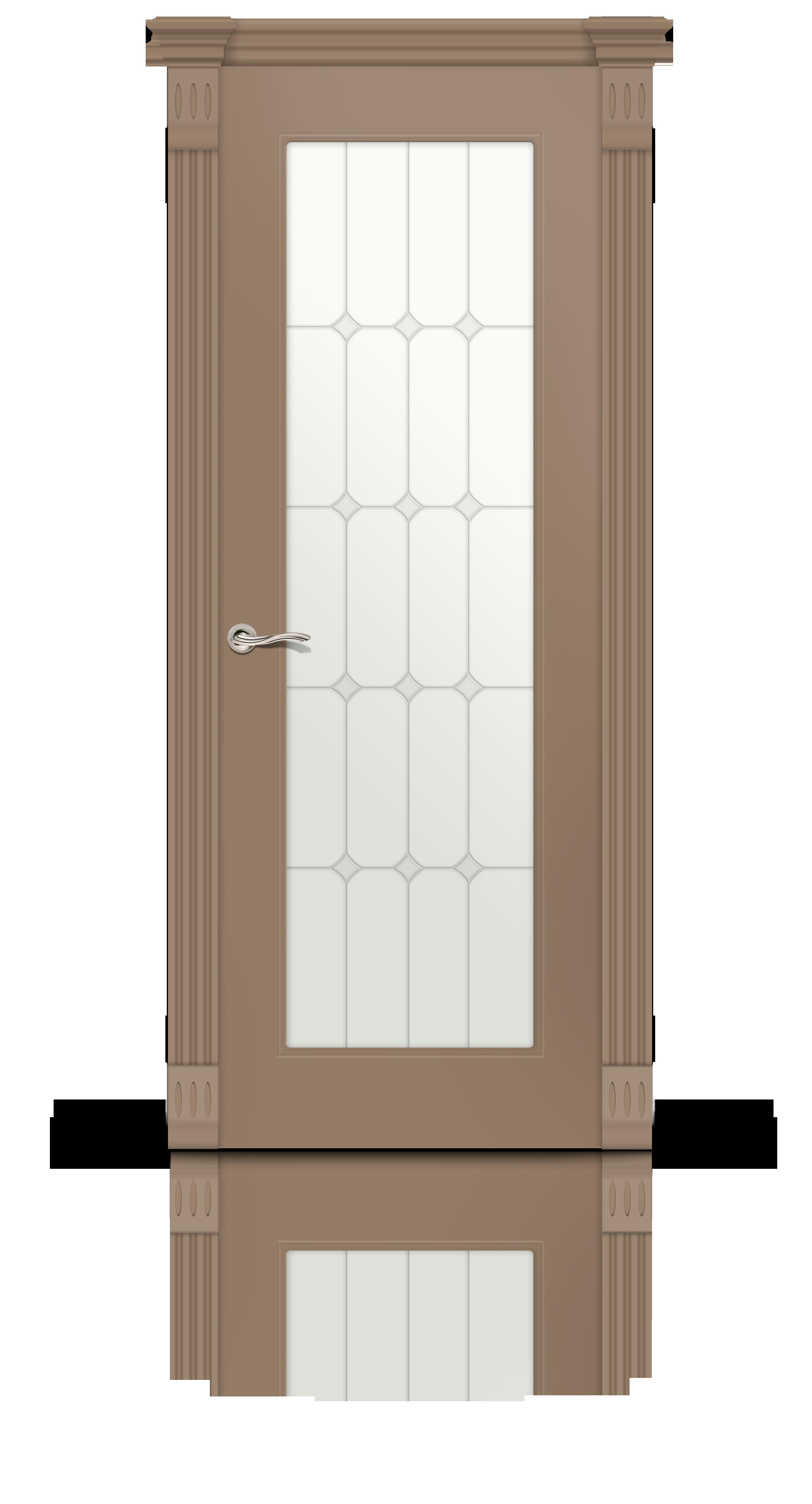 Эмили эмаль светло-коричневый стекло