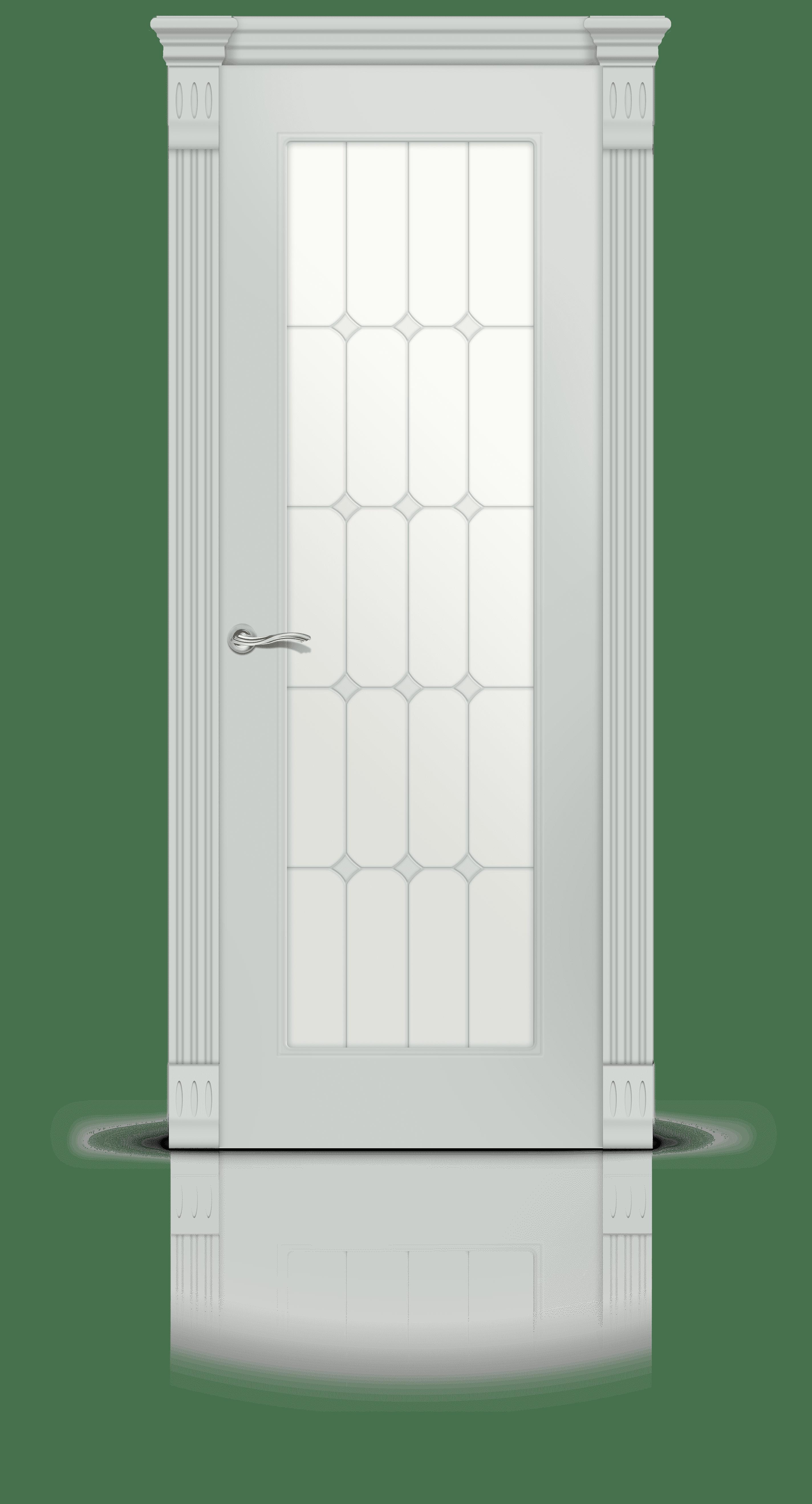 Эмили эмаль серый стекло