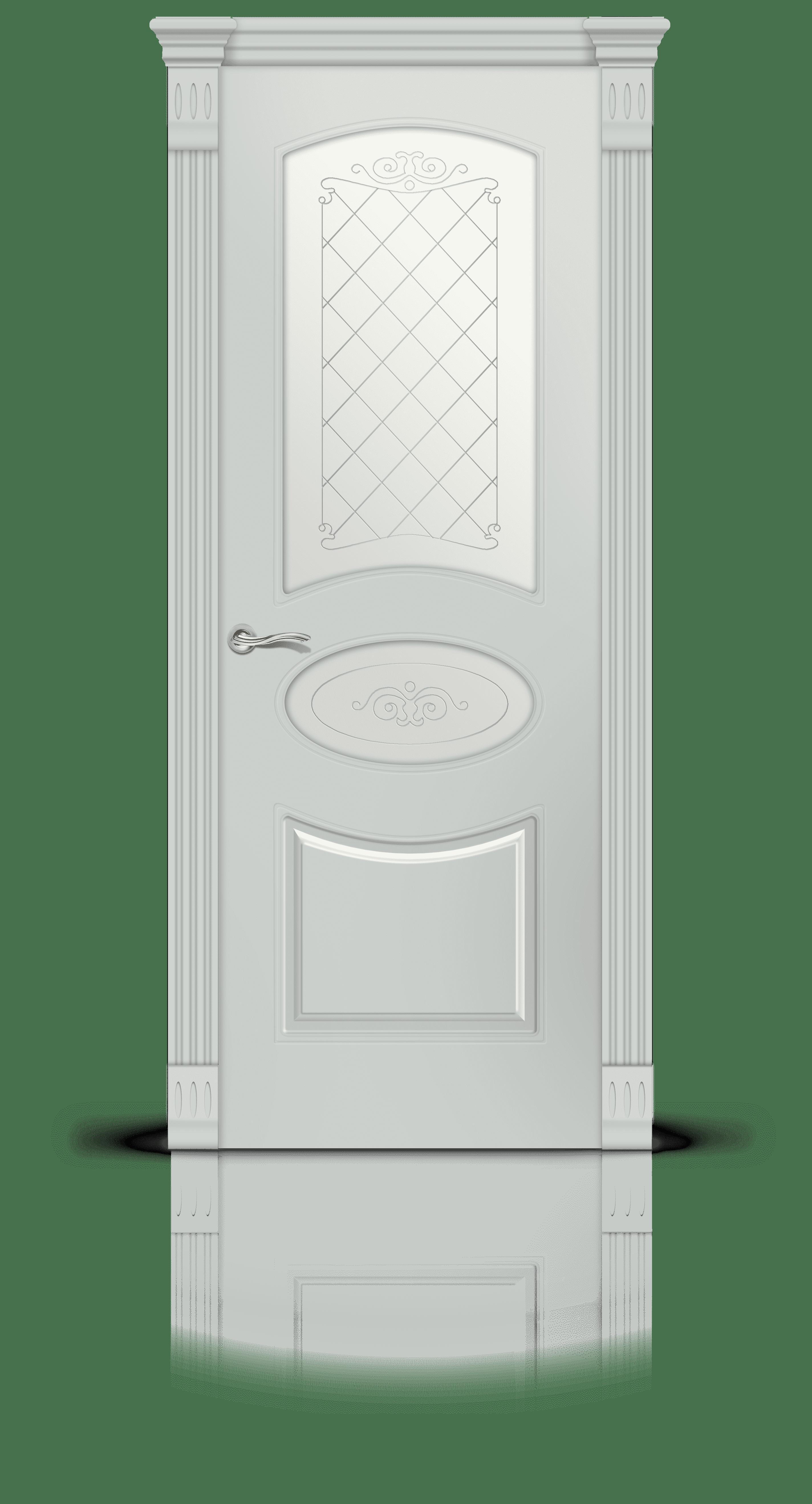 Эстель эмаль серый стекло