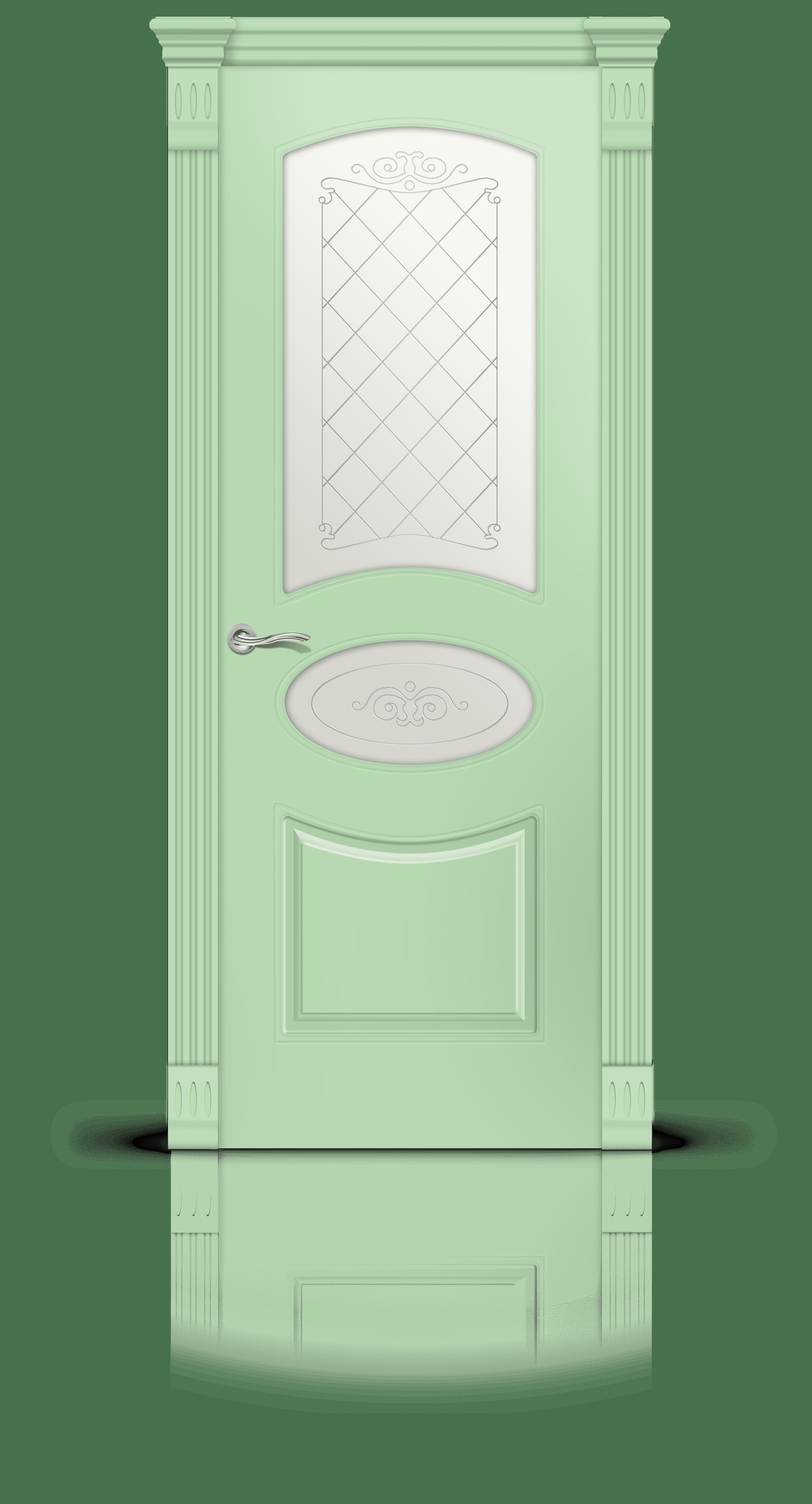 Эстель эмаль фисташка стекло