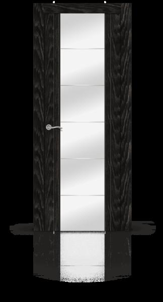 Виконт черный абрикос стекла зеркало