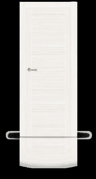 Клеопатра экошпон беленый дуб  стекло белое
